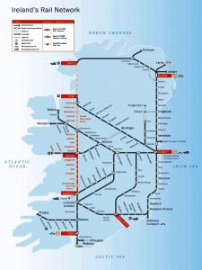 Connecting Ireland by Rail