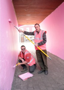 Turn Claremorris PINK 2012